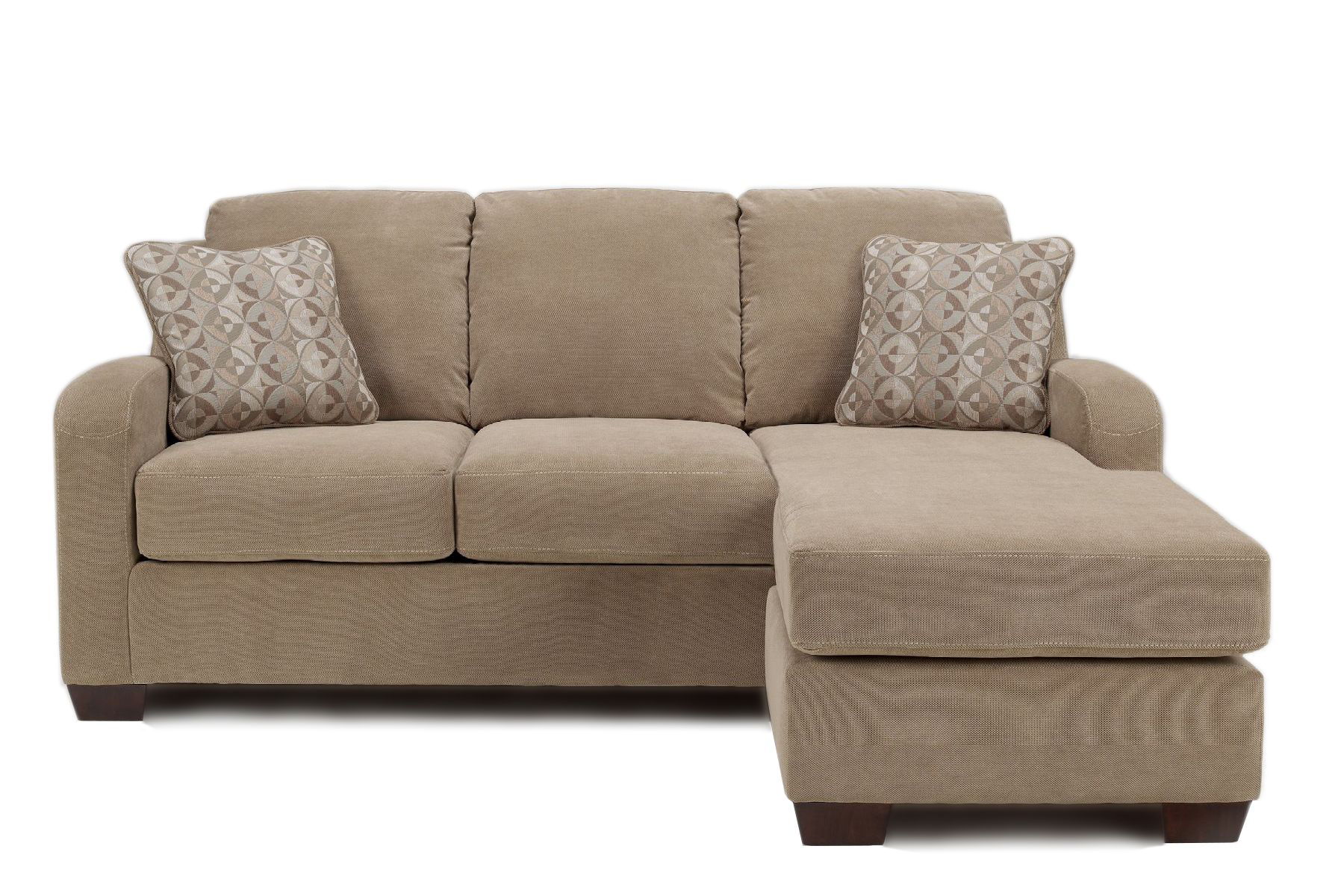 Bowen Sectional Sleeper Sofa With Left Side Chaise Lounger