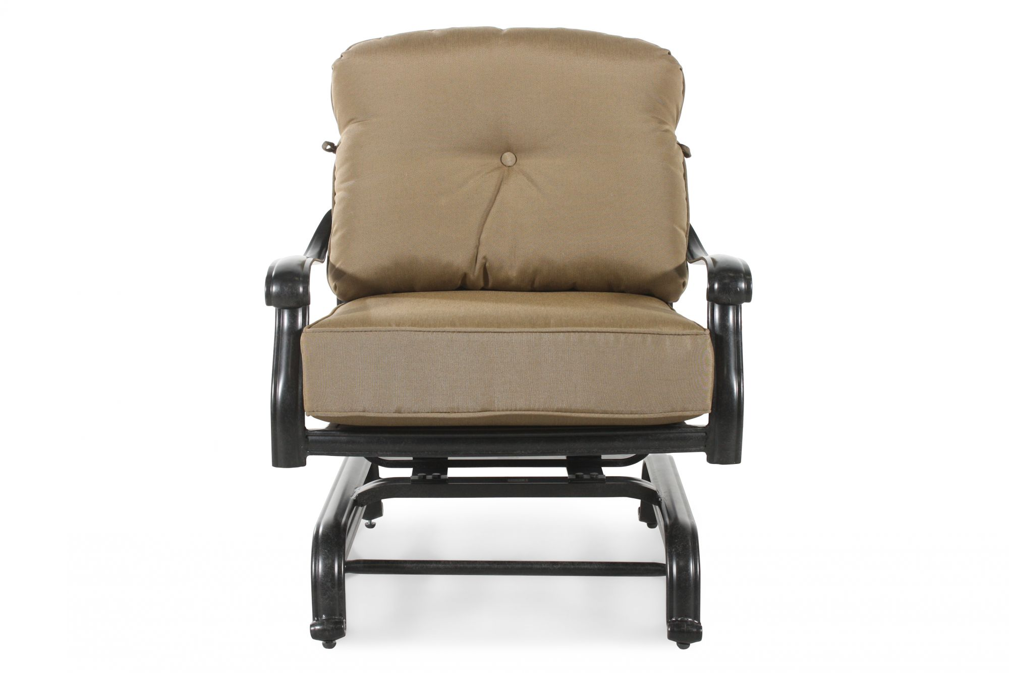 World Source St Louis Club Motion Chair with Cushion
