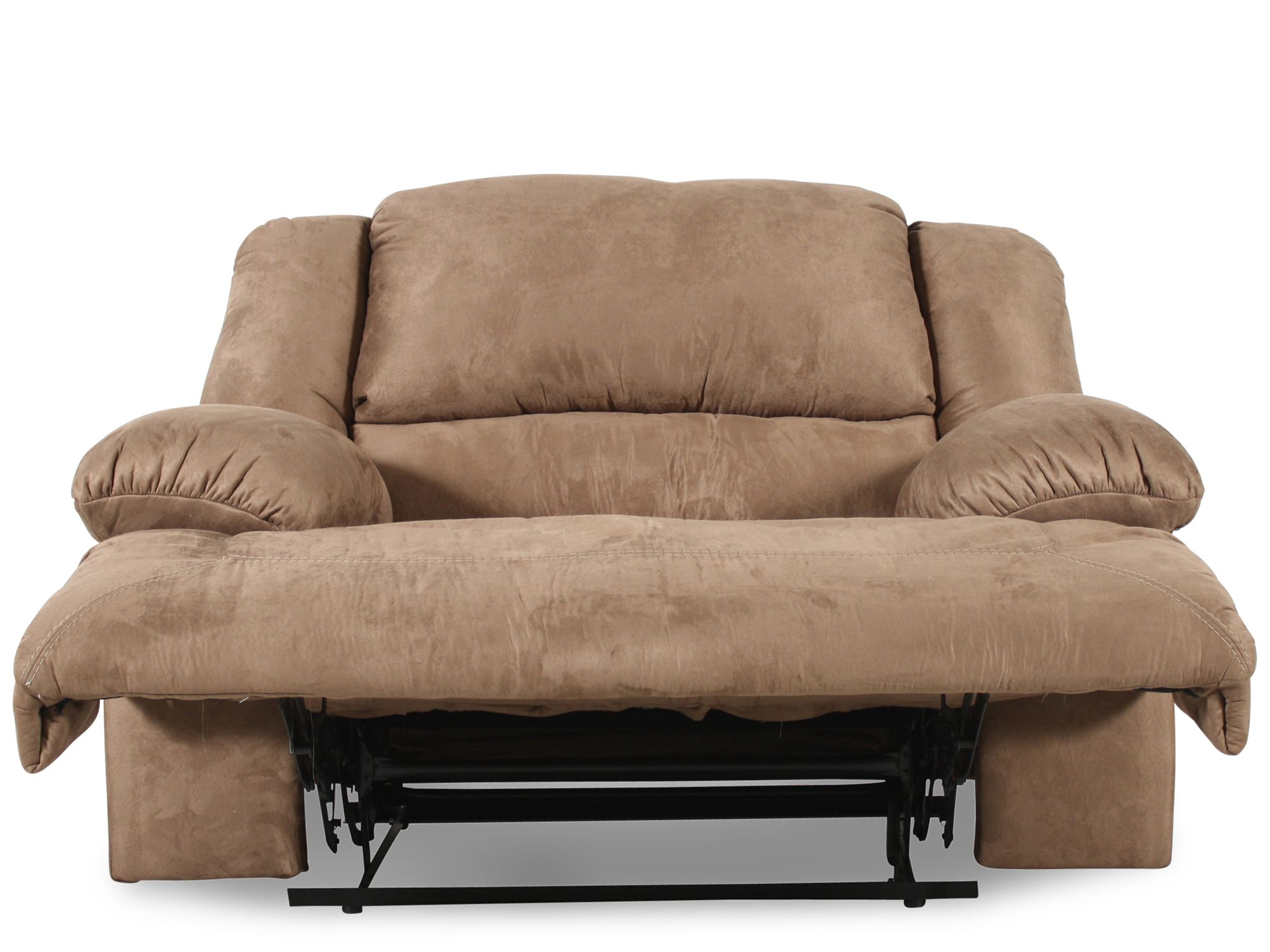 Oversized recliner mathis brothers for Oversized chair