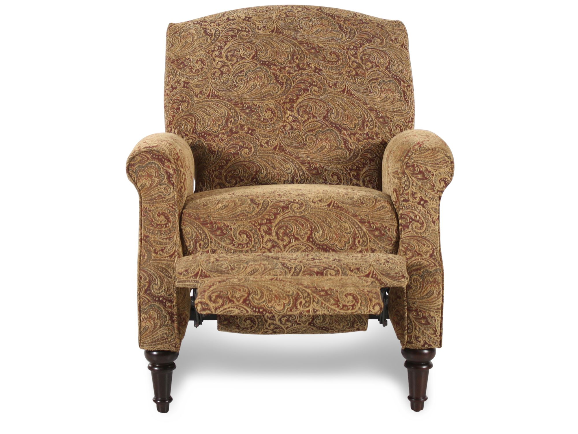 Lane Chloe Classic High Leg Recliner Mathis Brothers Furniture