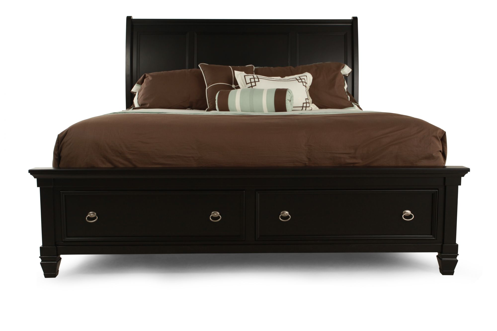 Ashley Millennium Greensburg Queen Storage Bed Mathis