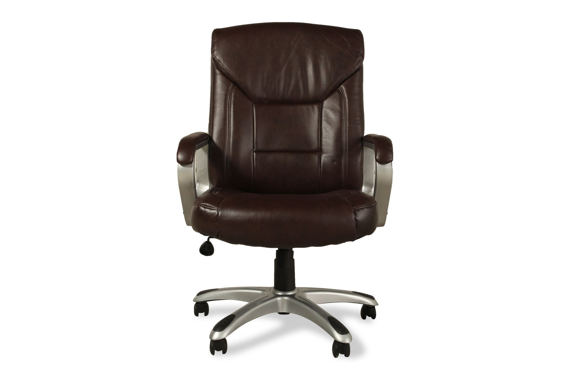 Sauder Deluxe Executive Chair Mathis Brothers Furniture