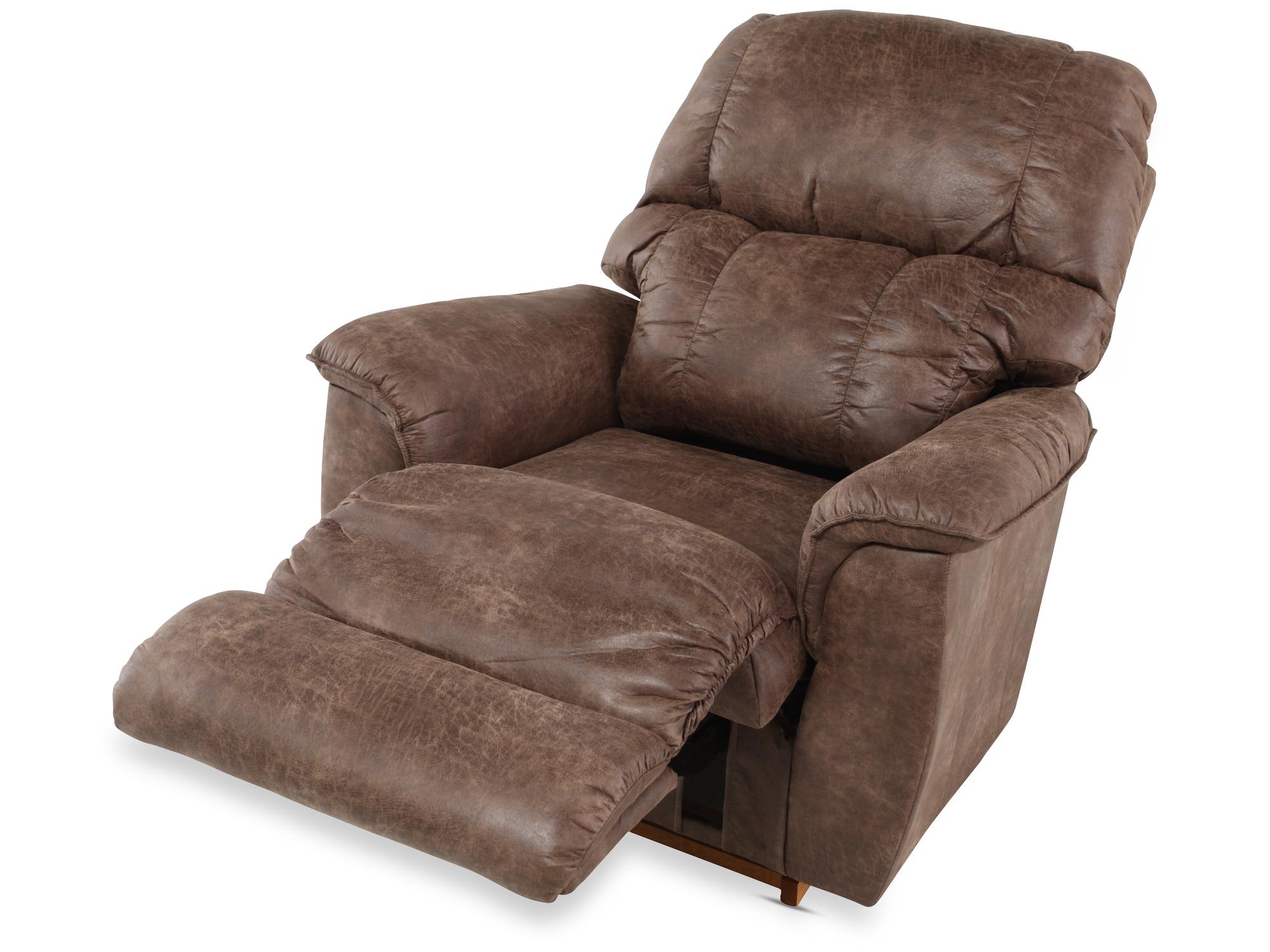 Search for an oversized recliner or double recliner, even a dual reclining loveseat could work. Style is just as important as comfort when it comes to picking out a modern recliner—that's why you shop at Ashley HomeStore to see all the newest features available in recliners in .