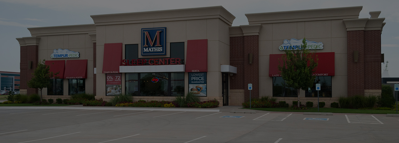 Outlet Mall Oklahoma Mattress Store Mathis Sleep Center