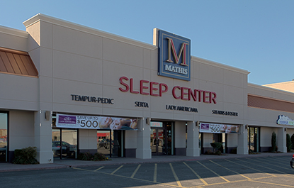 Mathis Sleep Center Mattresses