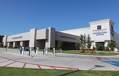 Mathis Brothers Furniture Distribution Center